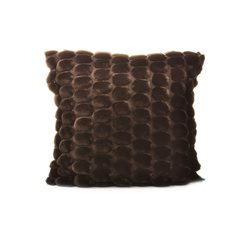 Brown Eggshell Cushion Cover