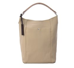 Bucket Bag Sand Grained Leather